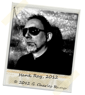 Hank Ray Portrait